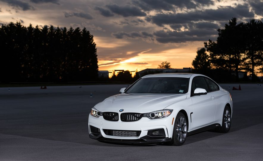 2016 BMW 435i coupe ZHP Edition - Slide 7