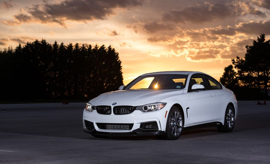 2016 BMW 435i coupe ZHP Edition - Slide 8