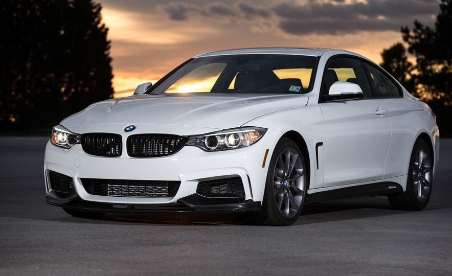 2016 BMW 435i coupe ZHP Edition - Slide 9