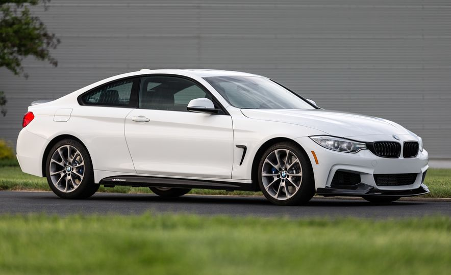 2016 BMW 435i coupe ZHP Edition - Slide 10