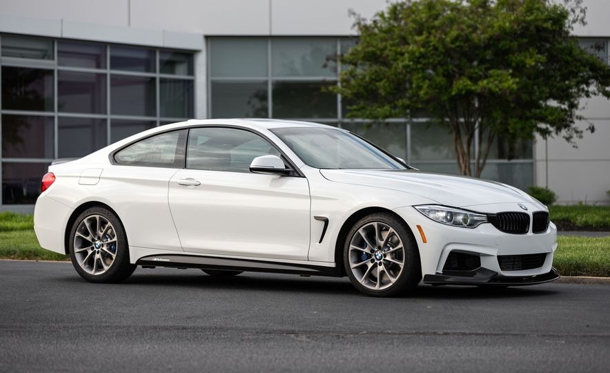 2016 BMW 435i coupe ZHP Edition - Slide 11