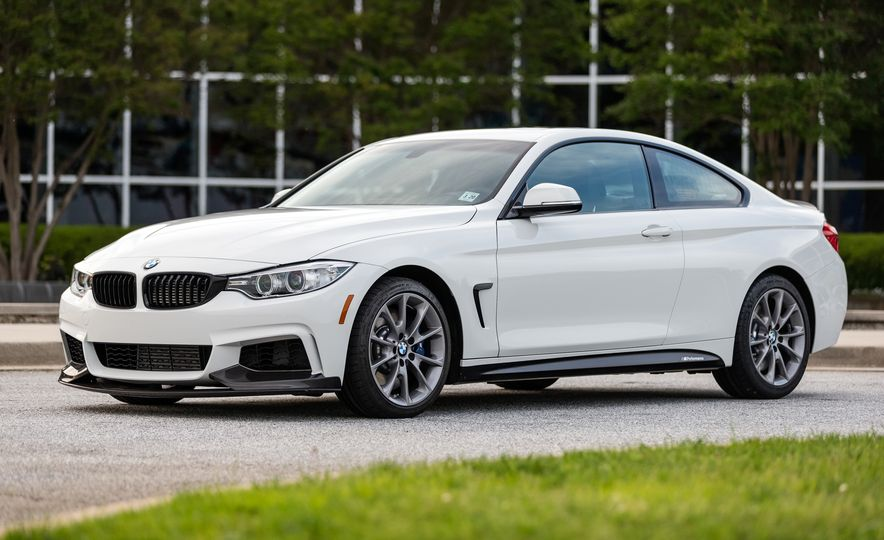2016 BMW 435i coupe ZHP Edition - Slide 14