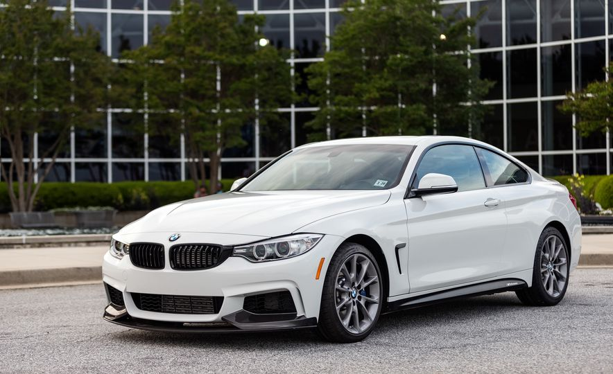 2016 BMW 435i coupe ZHP Edition - Slide 15