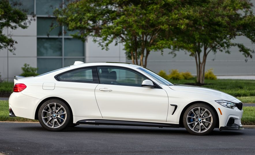2016 BMW 435i coupe ZHP Edition - Slide 17