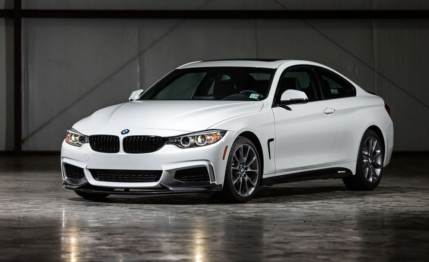 2016 BMW 435i coupe ZHP Edition - Slide 18