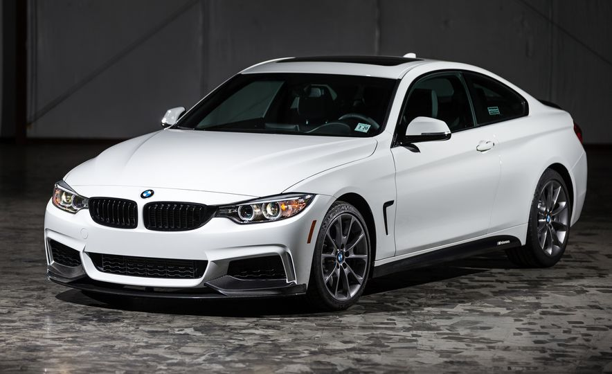 2016 BMW 435i coupe ZHP Edition - Slide 19
