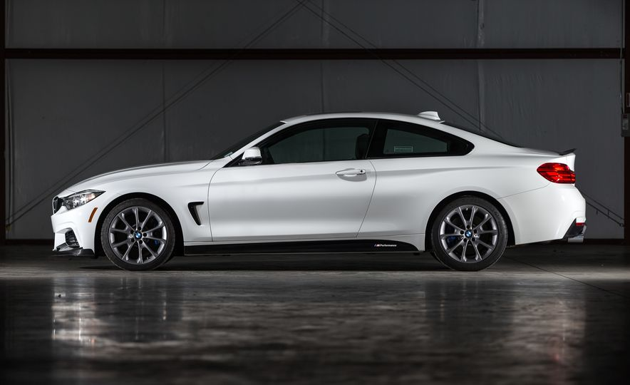 2016 BMW 435i coupe ZHP Edition - Slide 20
