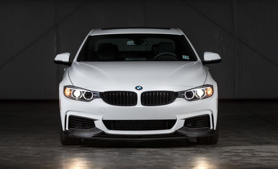 2016 BMW 435i coupe ZHP Edition - Slide 21