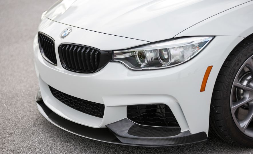 2016 BMW 435i coupe ZHP Edition - Slide 22
