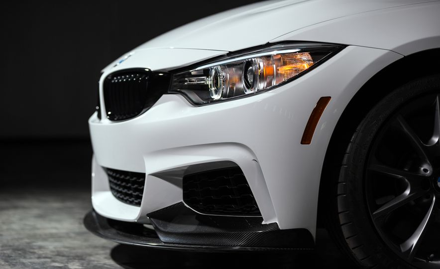 2016 BMW 435i coupe ZHP Edition - Slide 23