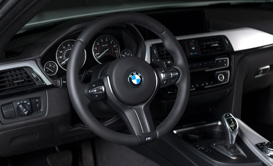 2016 BMW 435i coupe ZHP Edition - Slide 33