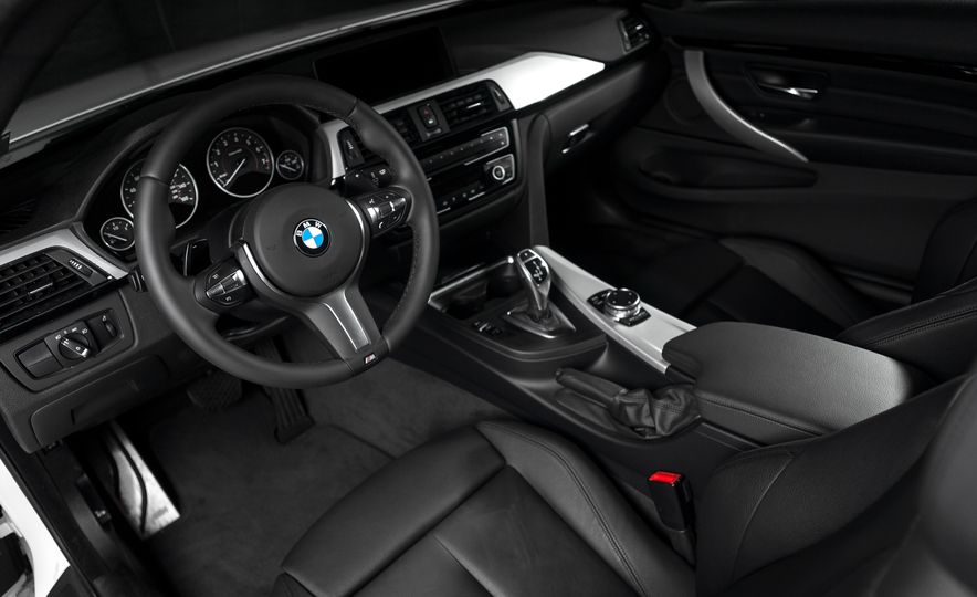 2016 BMW 435i coupe ZHP Edition - Slide 34
