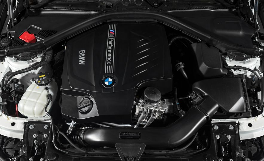 2016 BMW 435i coupe ZHP Edition - Slide 37