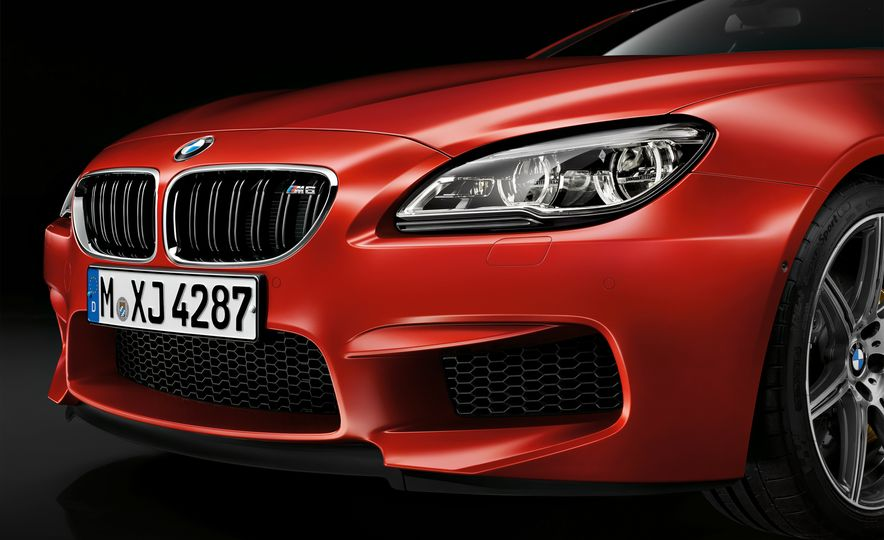 2016 BMW M6 - Slide 6