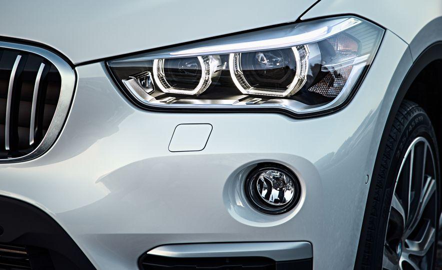 2016 BMW X1 xDrive25i (Euro-spec) - Slide 50