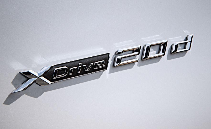 2016 BMW X1 xDrive25i (Euro-spec) - Slide 52