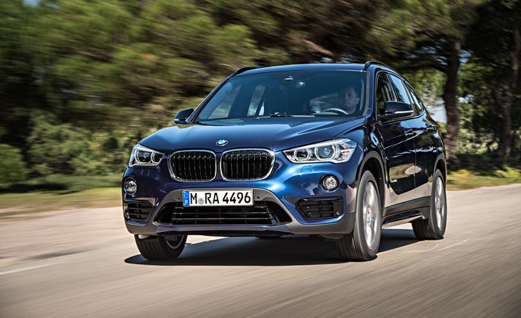 2016 BMW X1 – Official Photos and Info