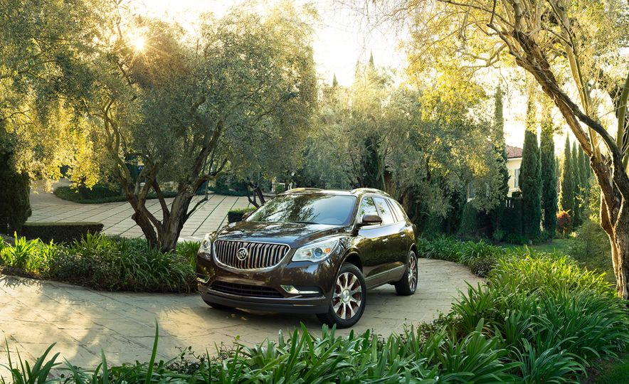 2015 Buick Enclave Tuscan Edition - Slide 1