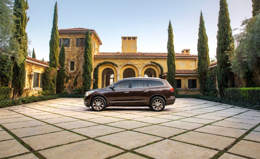 2015 Buick Enclave Tuscan Edition - Slide 2
