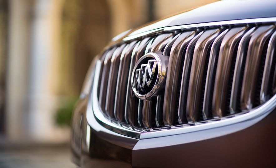 2015 Buick Enclave Tuscan Edition - Slide 3