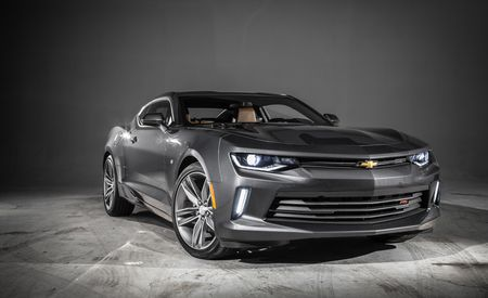 2016 Chevrolet Camaro: Trim, Toned, and Out for Mustang Blood – Official Photos and Info