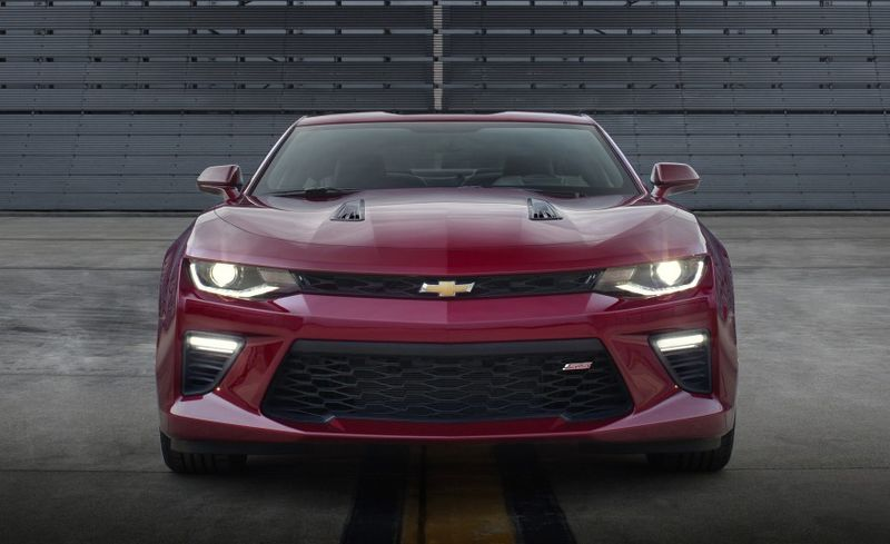 Chevrolet Camaro, a Celebration: Sixth-Gen Coverage, History, and ...