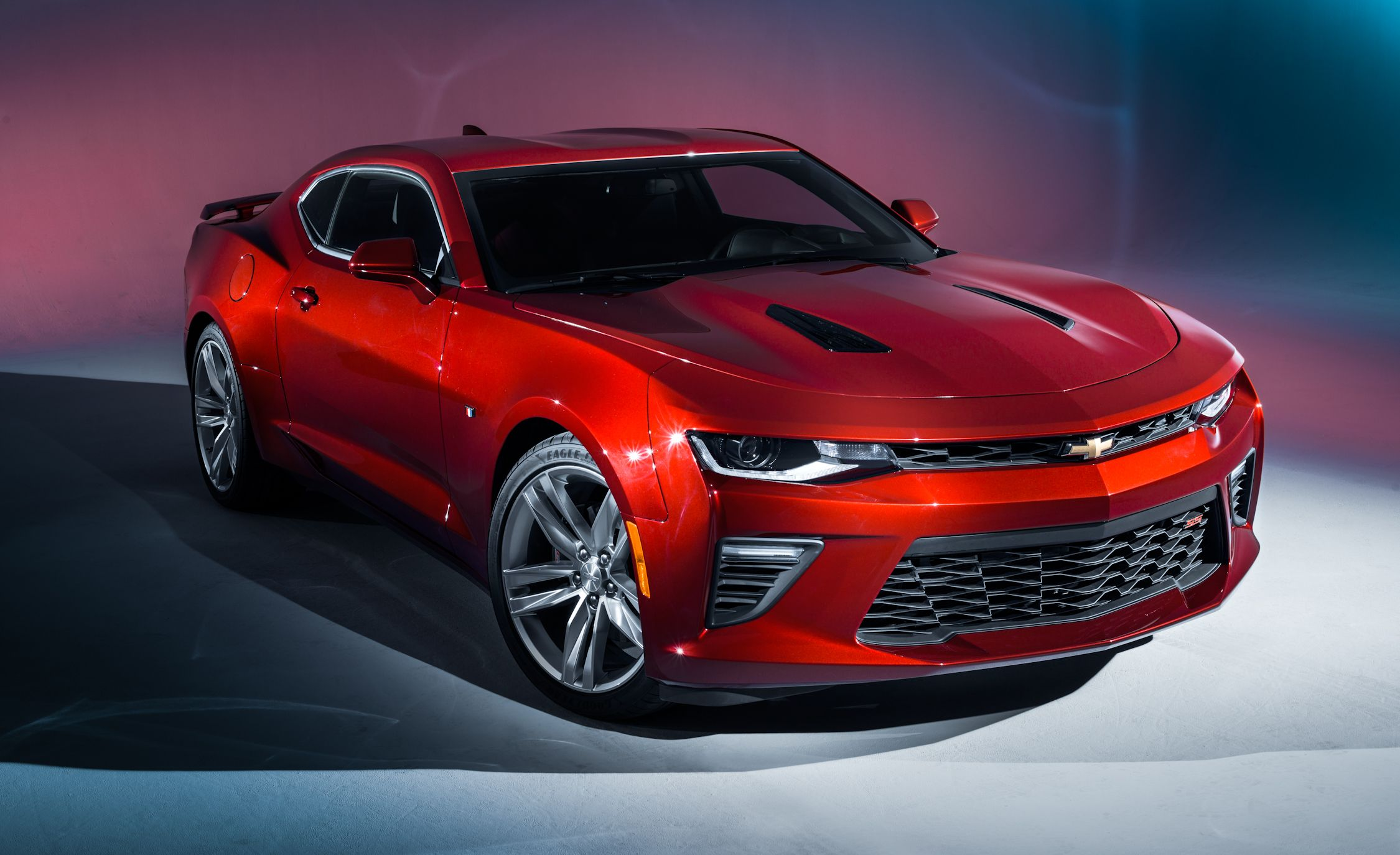 Retro Redux 2016 Chevrolet Camaro Dissected  Feature  Car and
