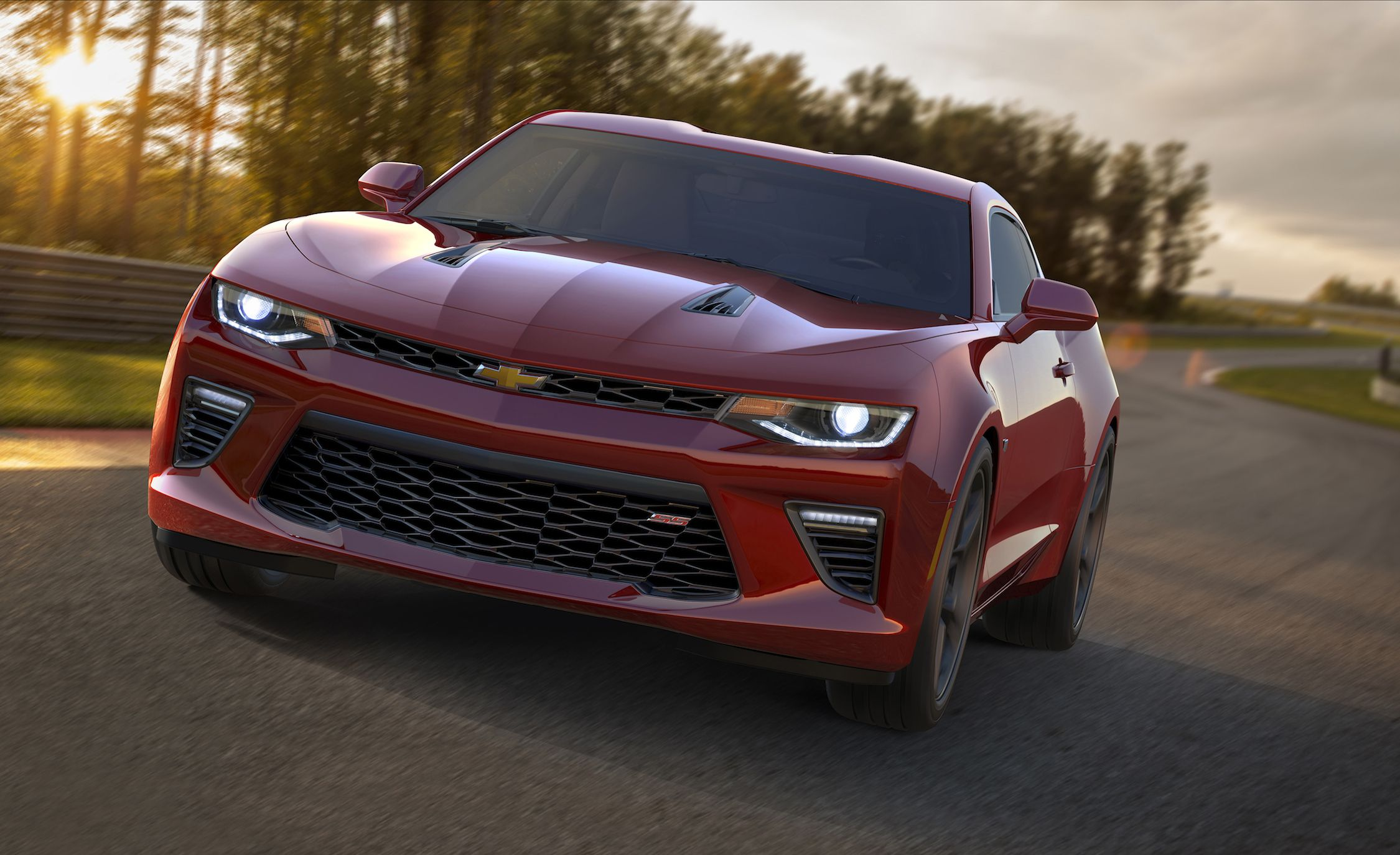 11 Surprising Facts About the New Camaro | Flipbook | Car and Driver