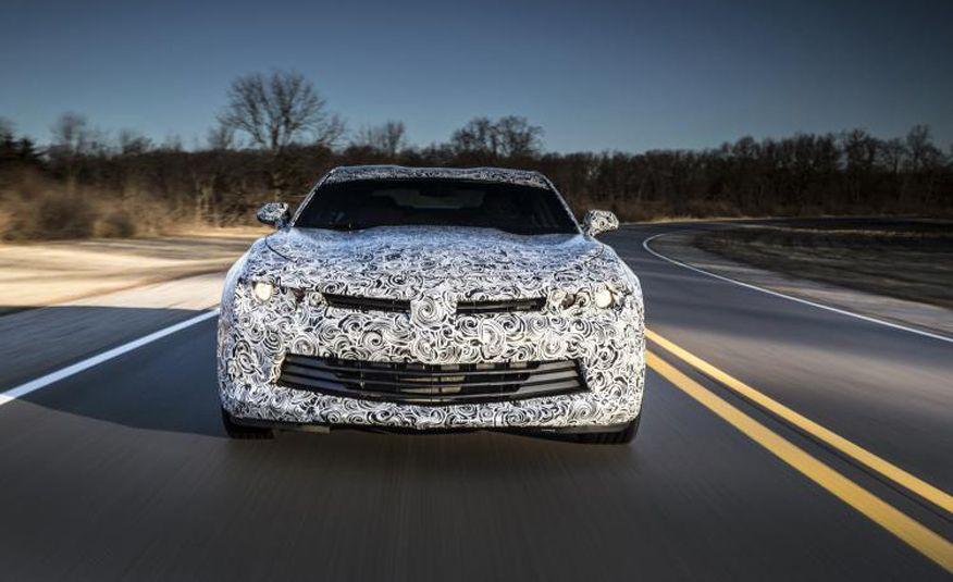 2016 Chevrolet Camaro prototype - Slide 2
