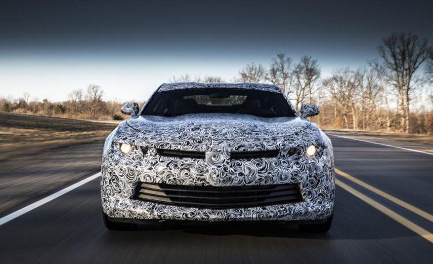 2016 Chevrolet Camaro prototype - Slide 5