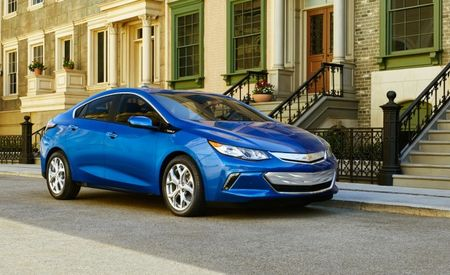 All-New Chevrolet Volt Sales Restricted to 11 States for First Model Year