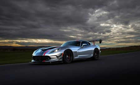 2016 Dodge Viper ACR Has More Wing, More Adjustability than You Can Rattle a Snake At – Official Photos and Info