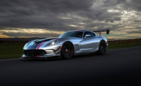 2016 Dodge Viper ACR Priced, Ordering Begins Now