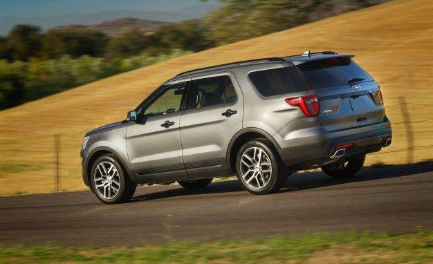2020 Ford Explorer Reviews Price Photos And Specs Car Driver