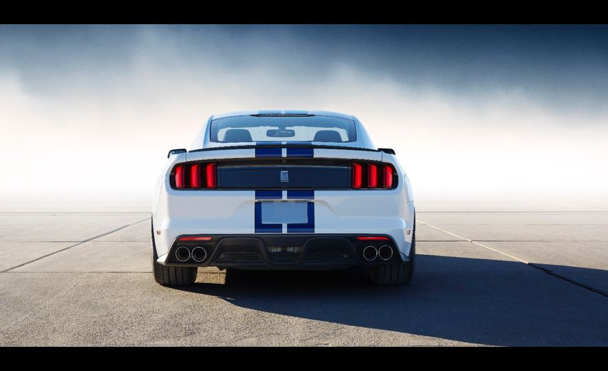 2016 Ford Mustang Shelby GT350R - Slide 42