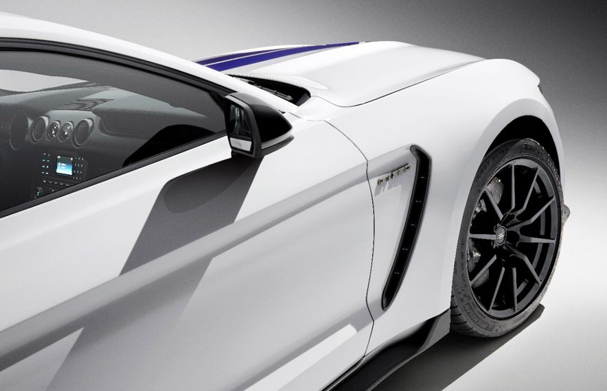 2016 Ford Mustang Shelby GT350R - Slide 45