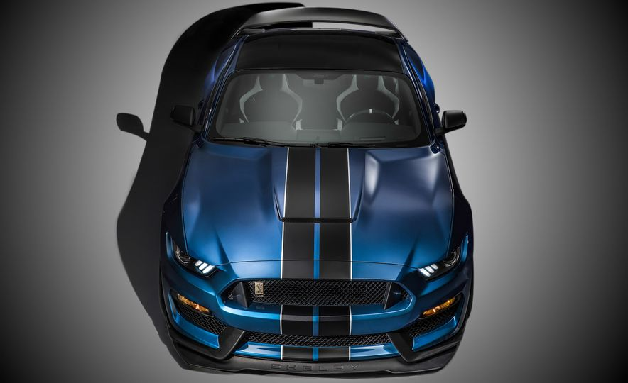 2016 Ford Mustang Shelby GT350 - Slide 9