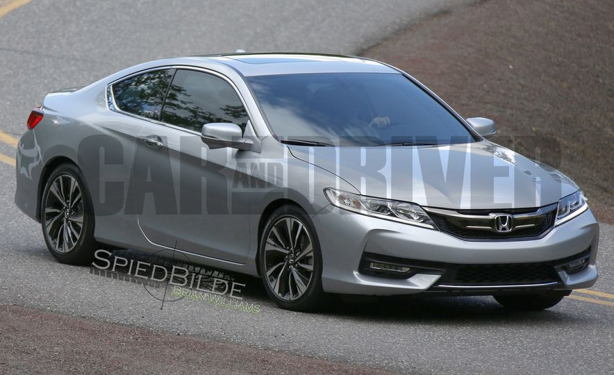 2016 Honda Accord Coupe: What It Is - Slide 17