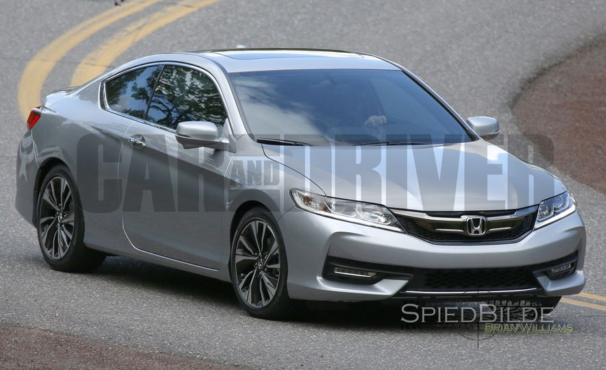 2016 Honda Accord Coupe: What It Is - Slide 16