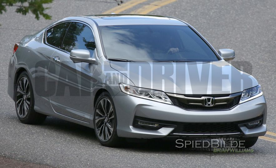 2016 Honda Accord Coupe: What It Is - Slide 15