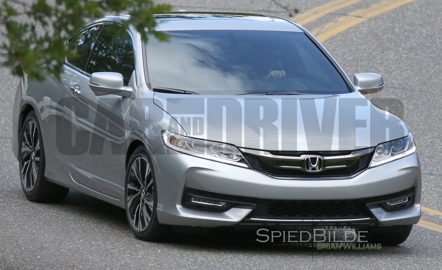 2016 Honda Accord Coupe: What It Is - Slide 14