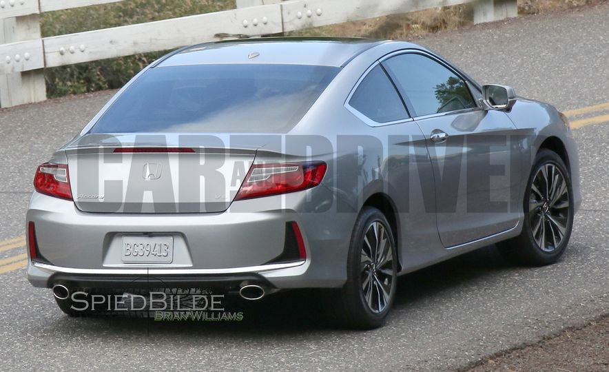 2016 Honda Accord Coupe: What It Is - Slide 25