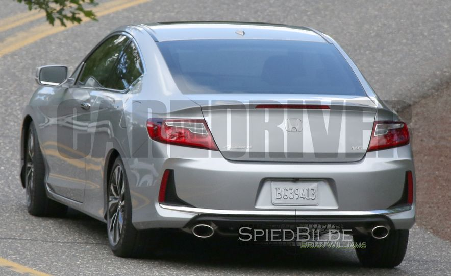 2016 Honda Accord Coupe: What It Is - Slide 21