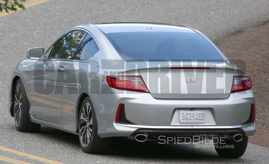 2016 Honda Accord Coupe: What It Is - Slide 20