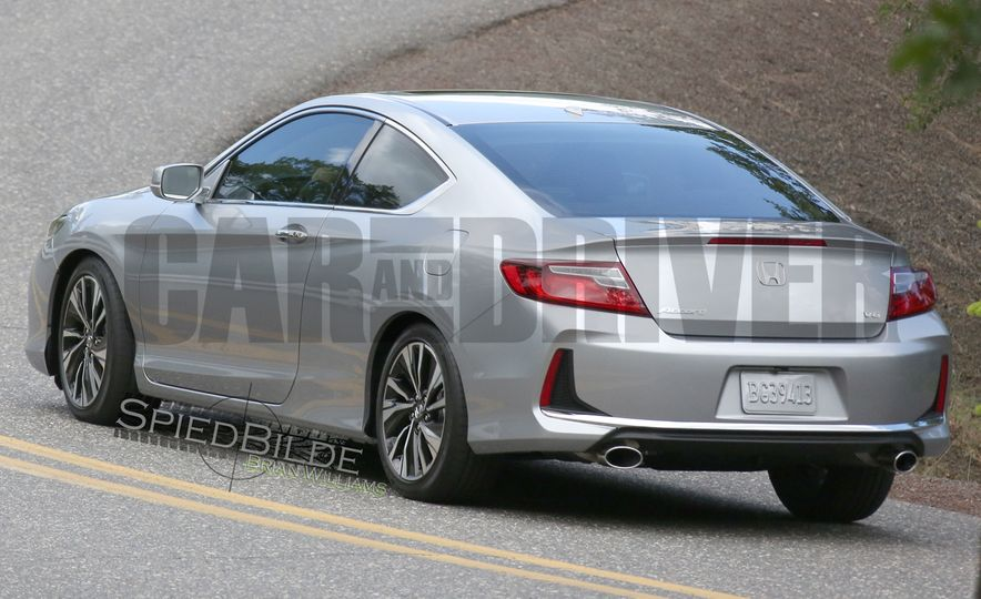 2016 Honda Accord Coupe: What It Is - Slide 18