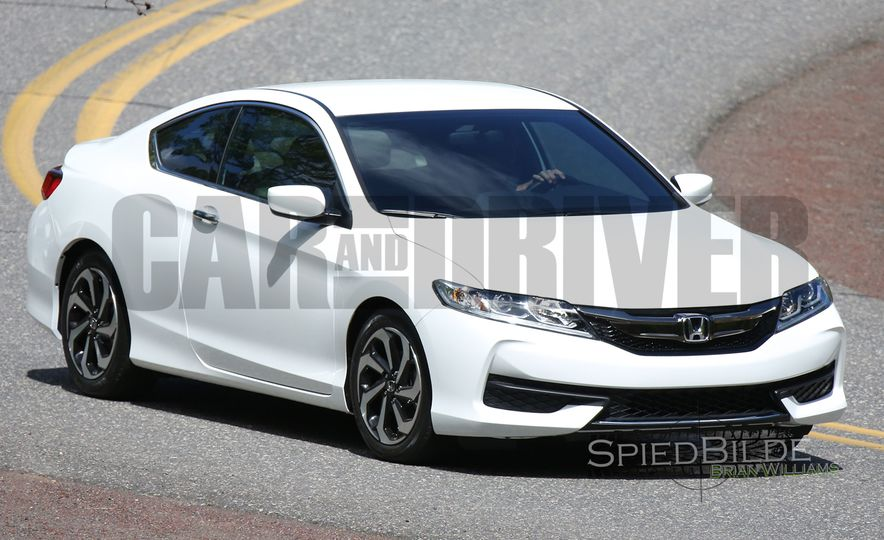 2016 Honda Accord Coupe: What It Is - Slide 4