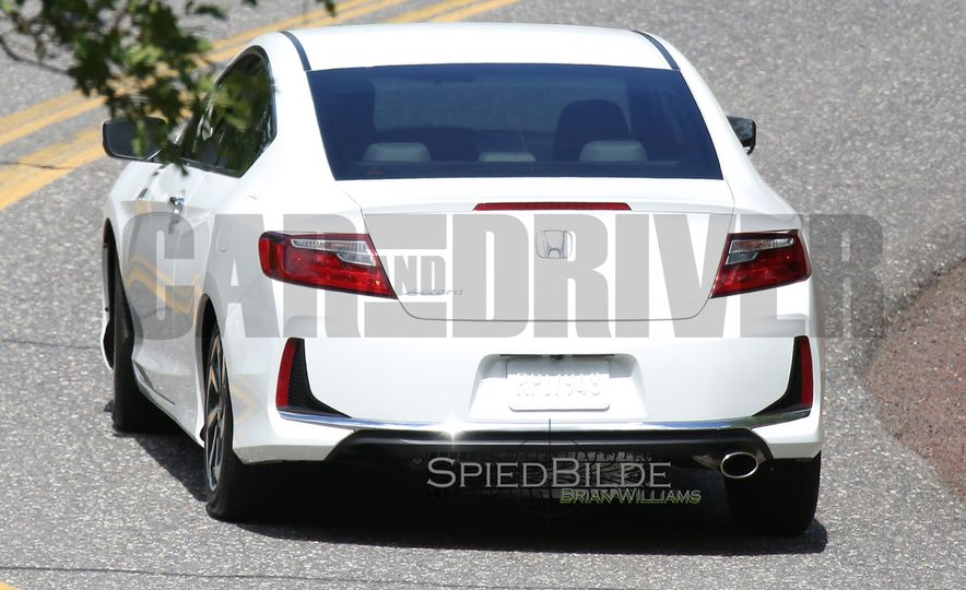 2016 Honda Accord Coupe: What It Is - Slide 8