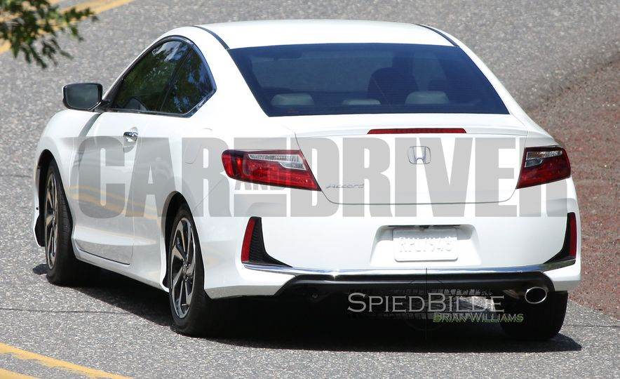 2016 Honda Accord Coupe: What It Is - Slide 7
