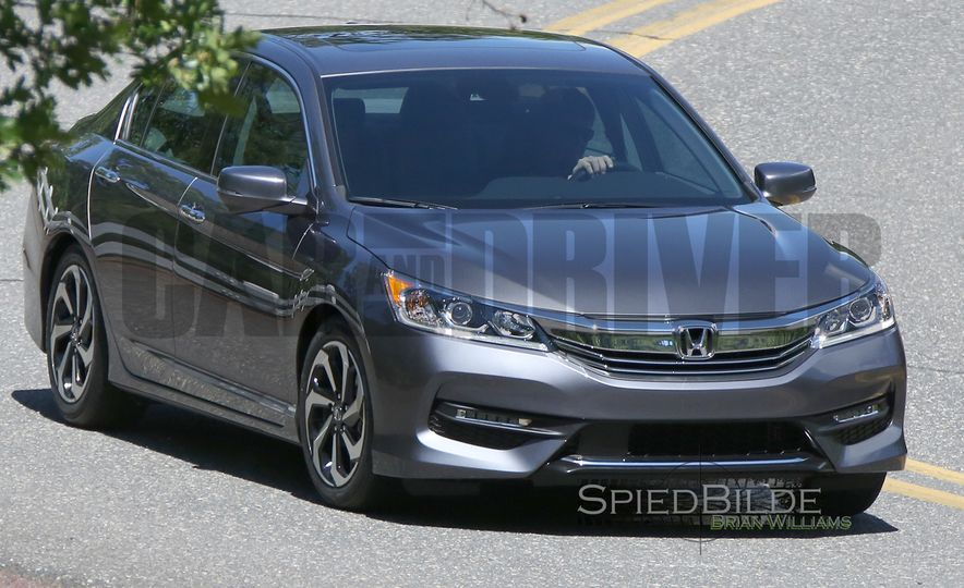 2016 Honda Accord Sedan: What It Is - Slide 13