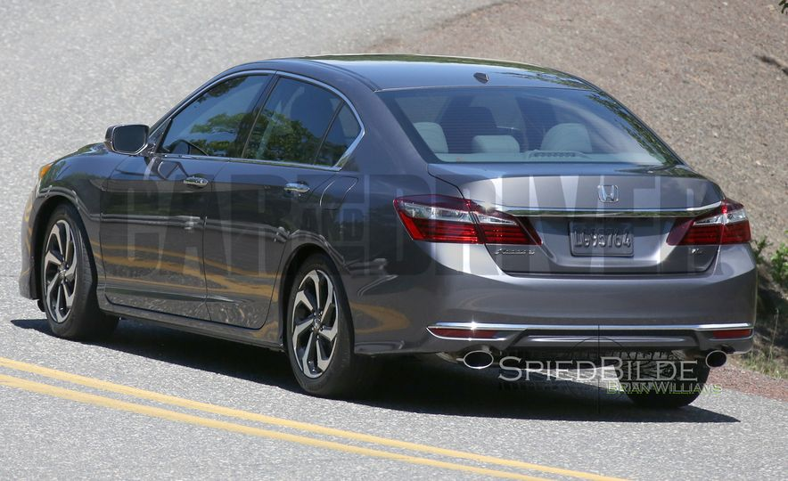 2016 Honda Accord Sedan: What It Is - Slide 16